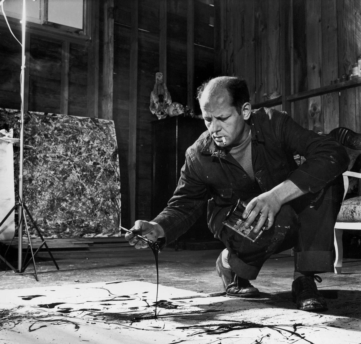 Jackson Pollock: Il pinnacolo dell'arte pura
