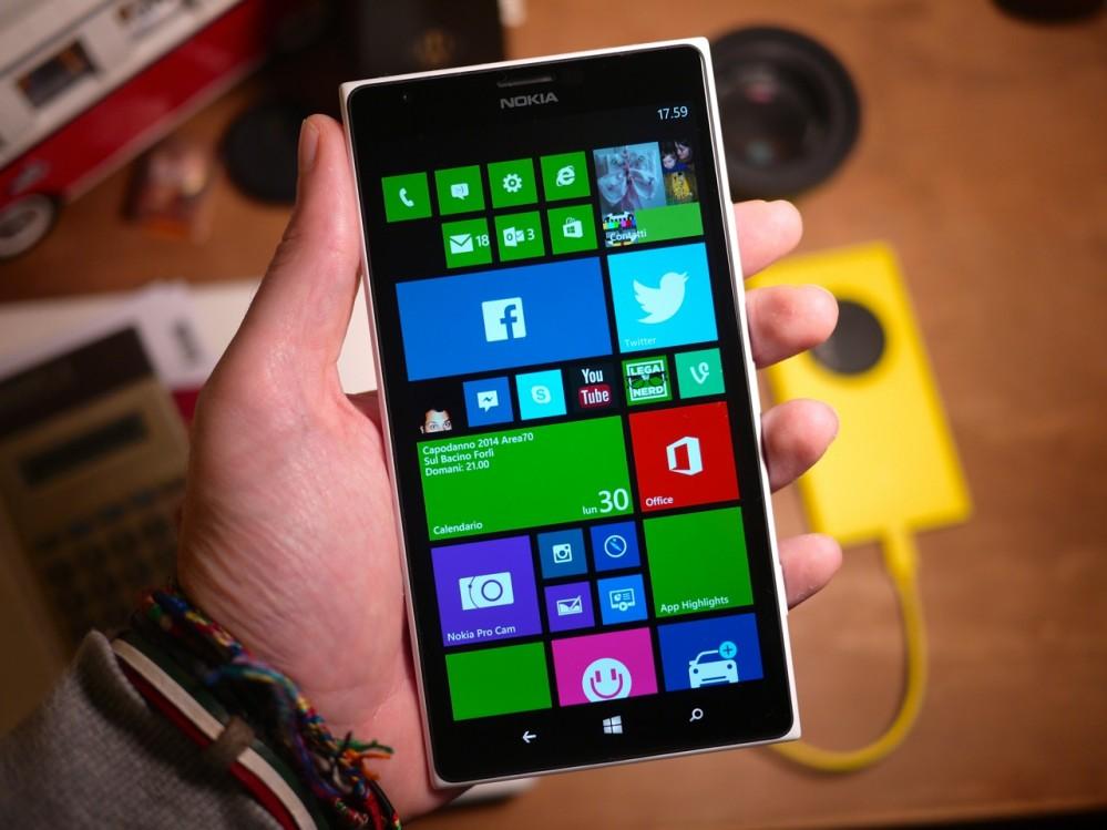 Lumia 1520 - 23