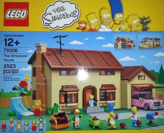 SImpsons-Lego