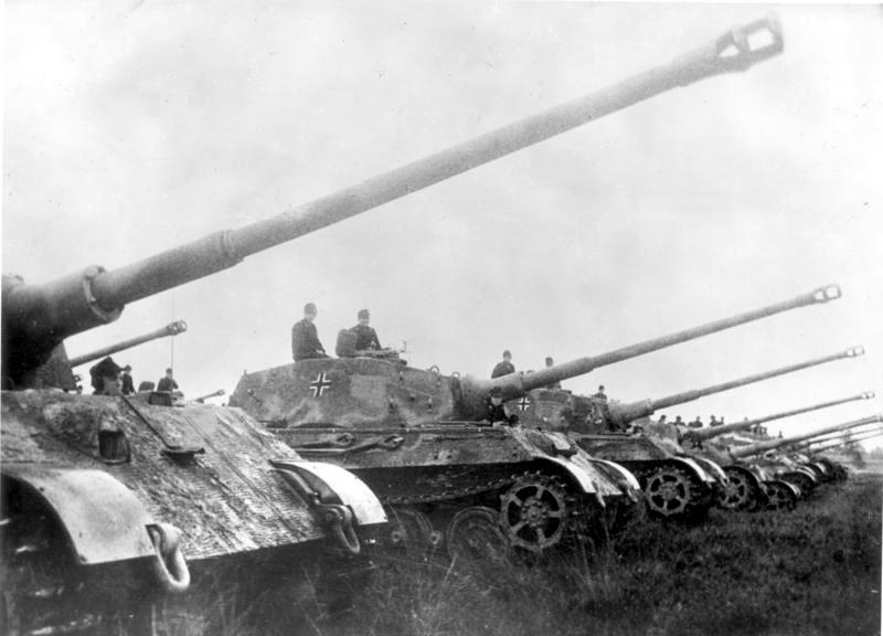 The German Tank Problem #LegaNerd