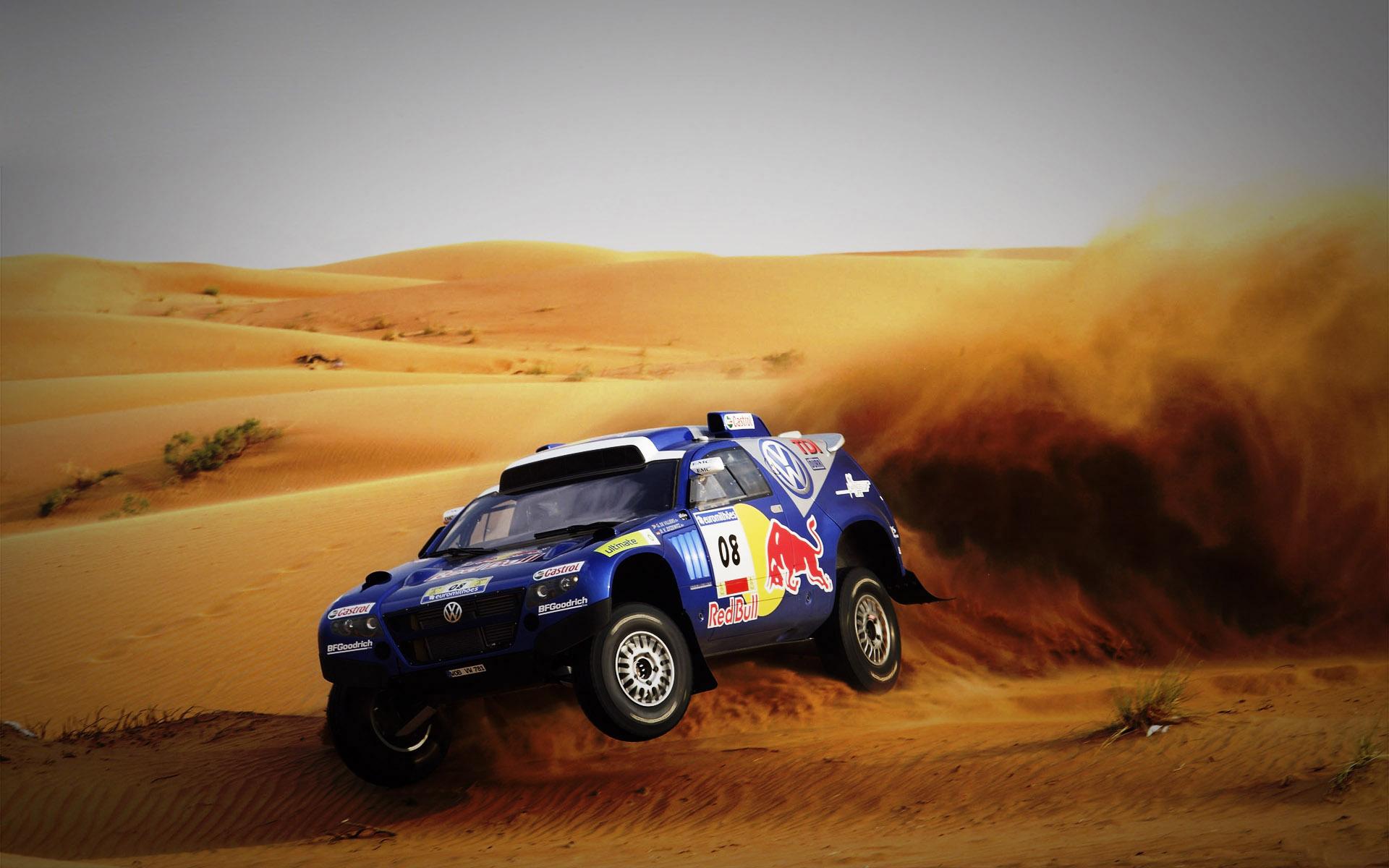 Il Dakar Rally Leganerd