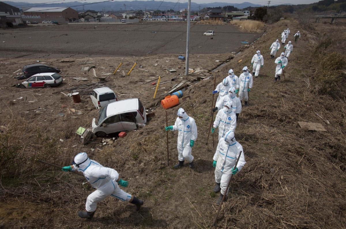 Fukushima: l'evacuazione dell'emisfero nord