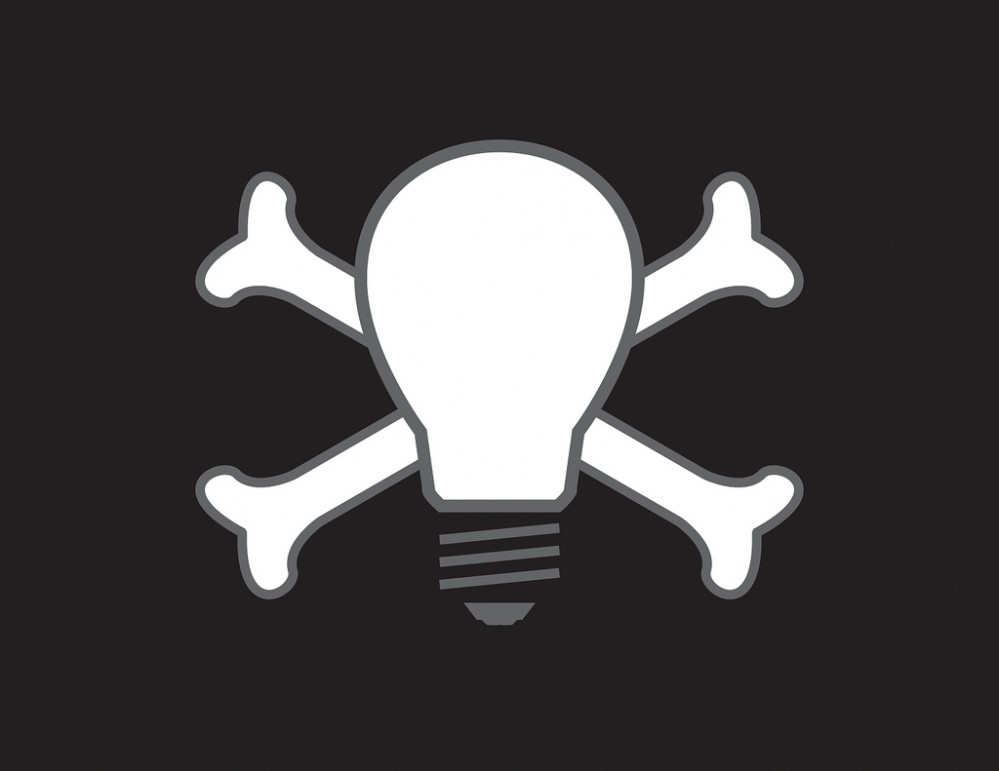 Idea Pirate Flag