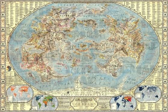 mappa-internet