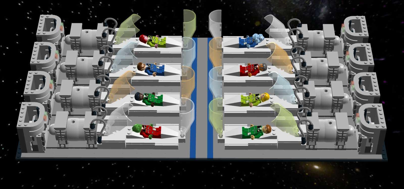 NUOVO COSTRUZIONI LEGO Part Number 35787 in una scelta di colori 2