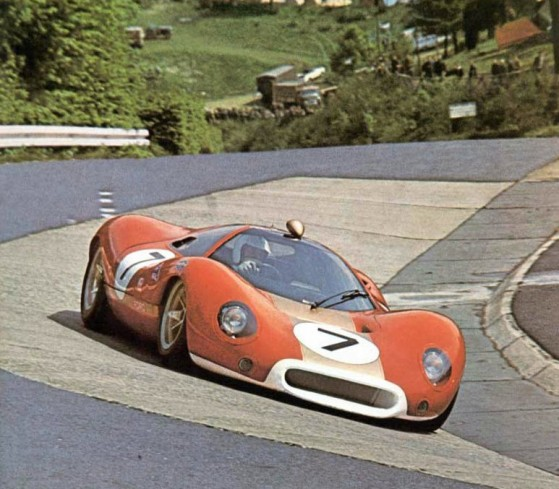 Ford P68 1968
