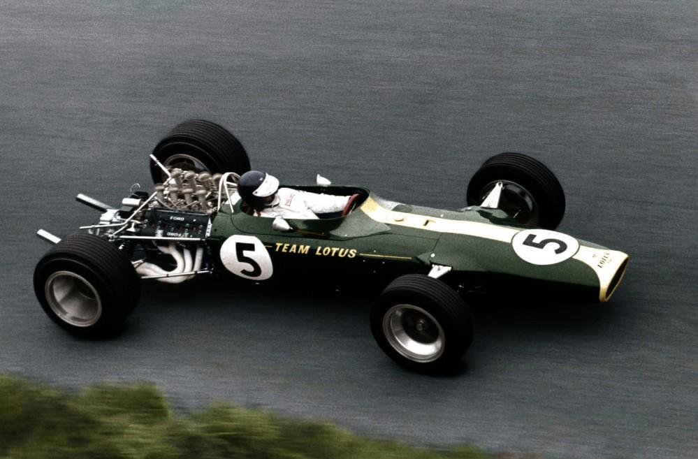 Lotus 49 Jim Clark 1967