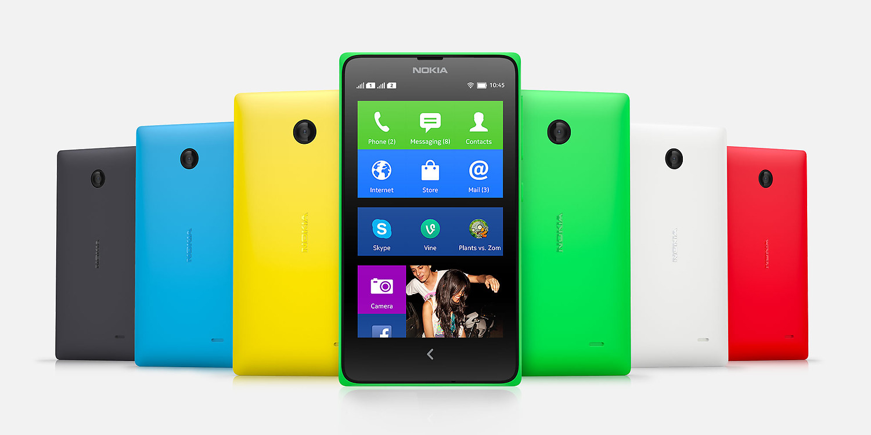 Nokia X: fascia bassa e un fork di Android a bordo