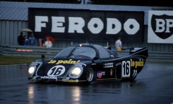 Rondeau M379 1980