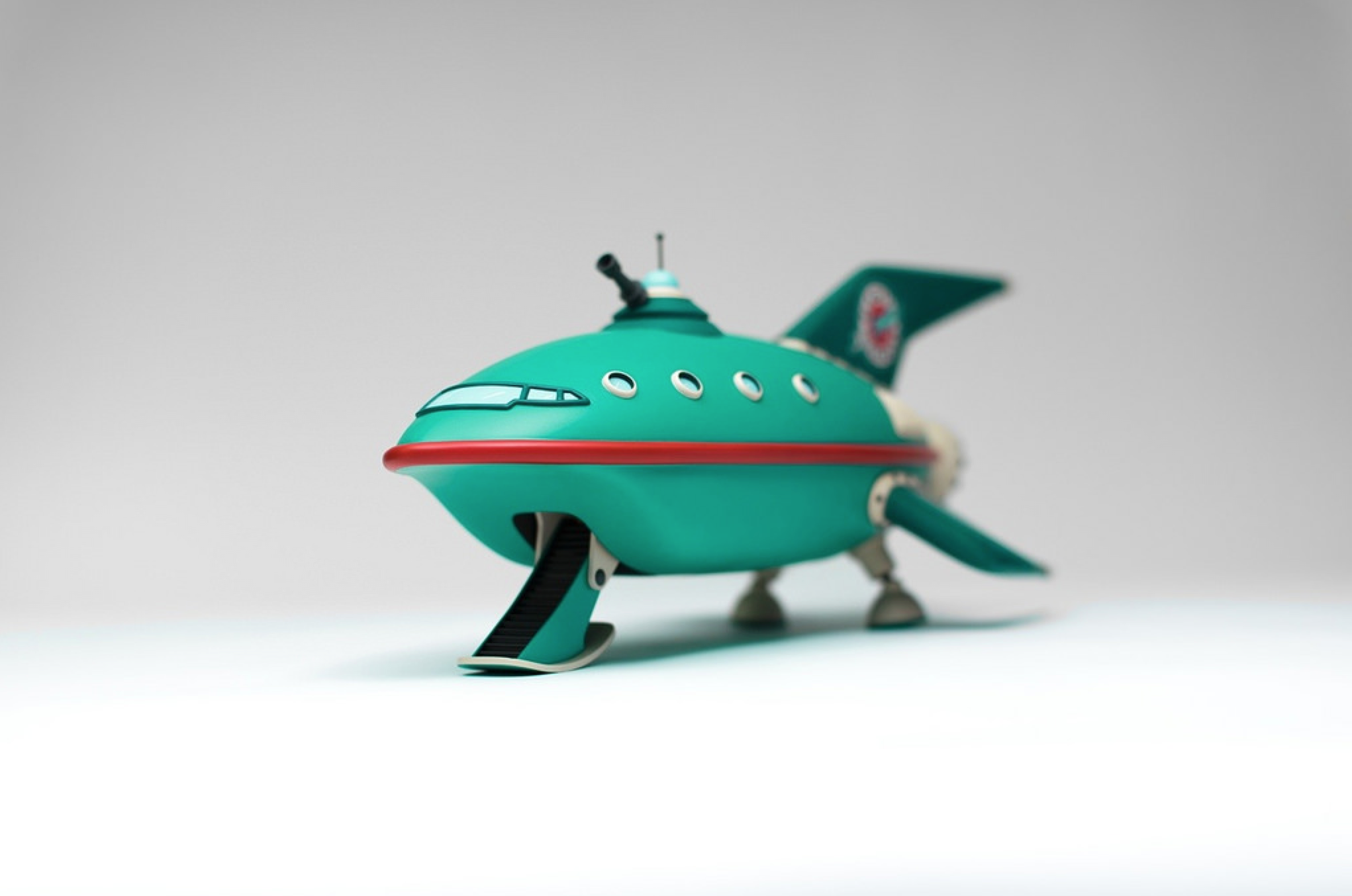 Planet Express by Volpin Props