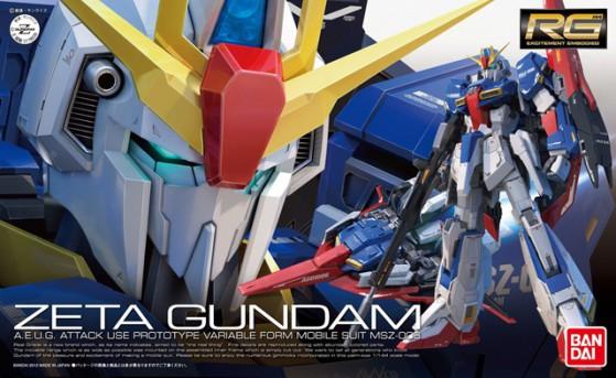 MSZ 006 Zeta Gundam