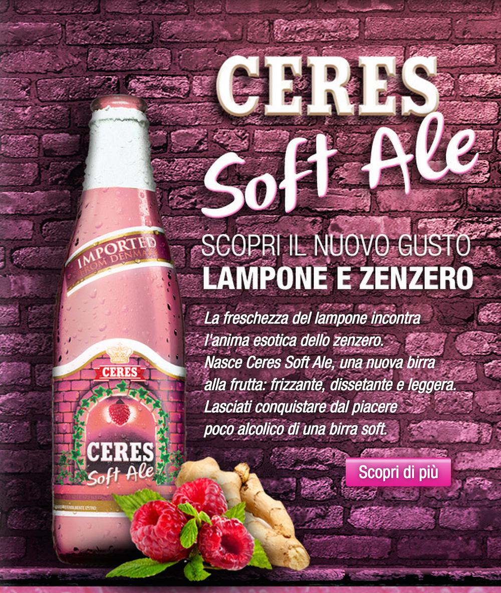 Ceres Soft Ale: pesce d'aprile in anticipo?
