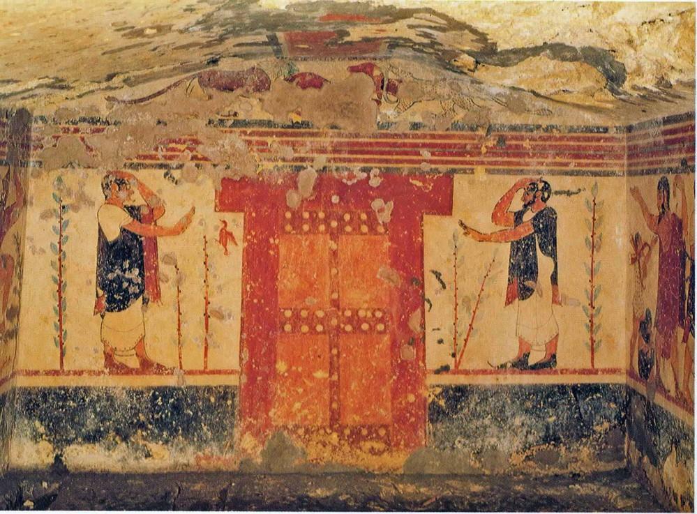 L'Aruspicina etrusca #LegaNerd