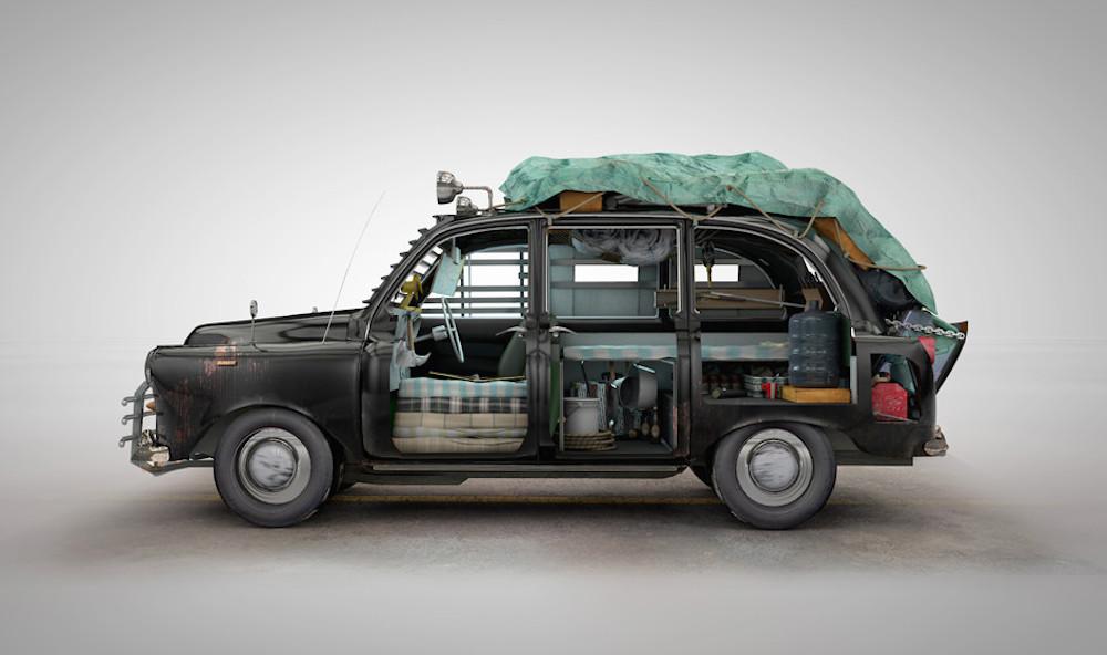 Zombie Proof Vehicles