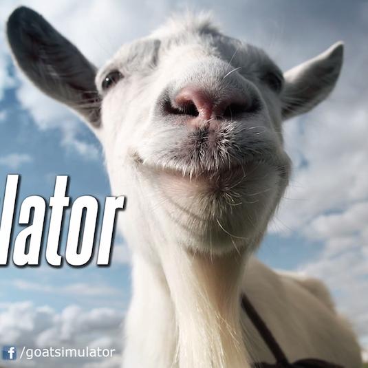 Goat Simulator - Trailer Ufficiale