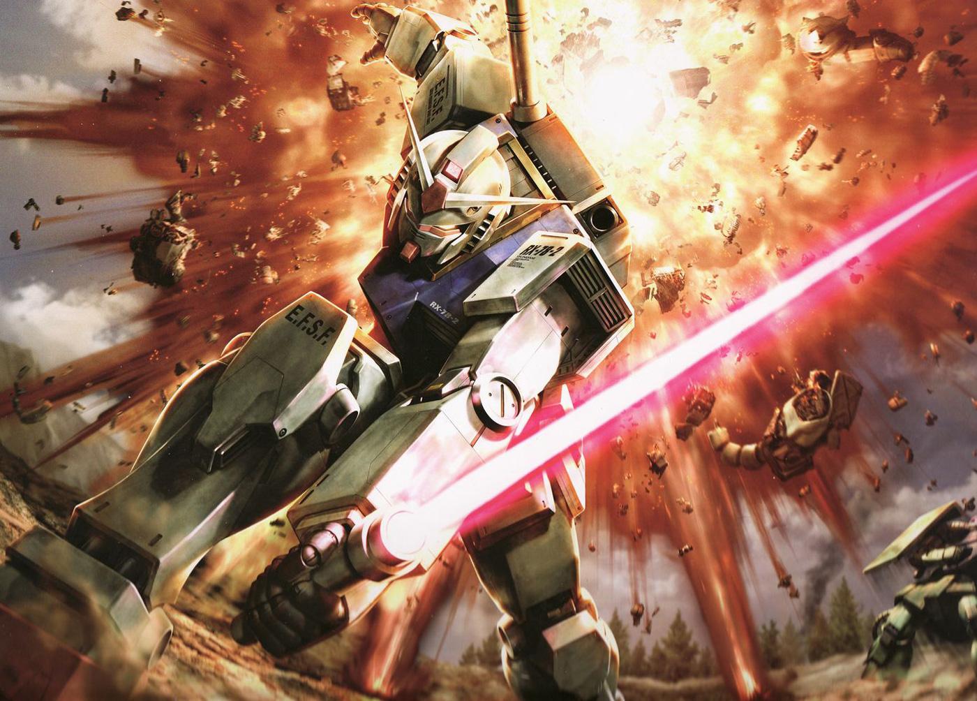 35 anni e non sentirli: Gundam in mostra al Mu.Fant di Torino