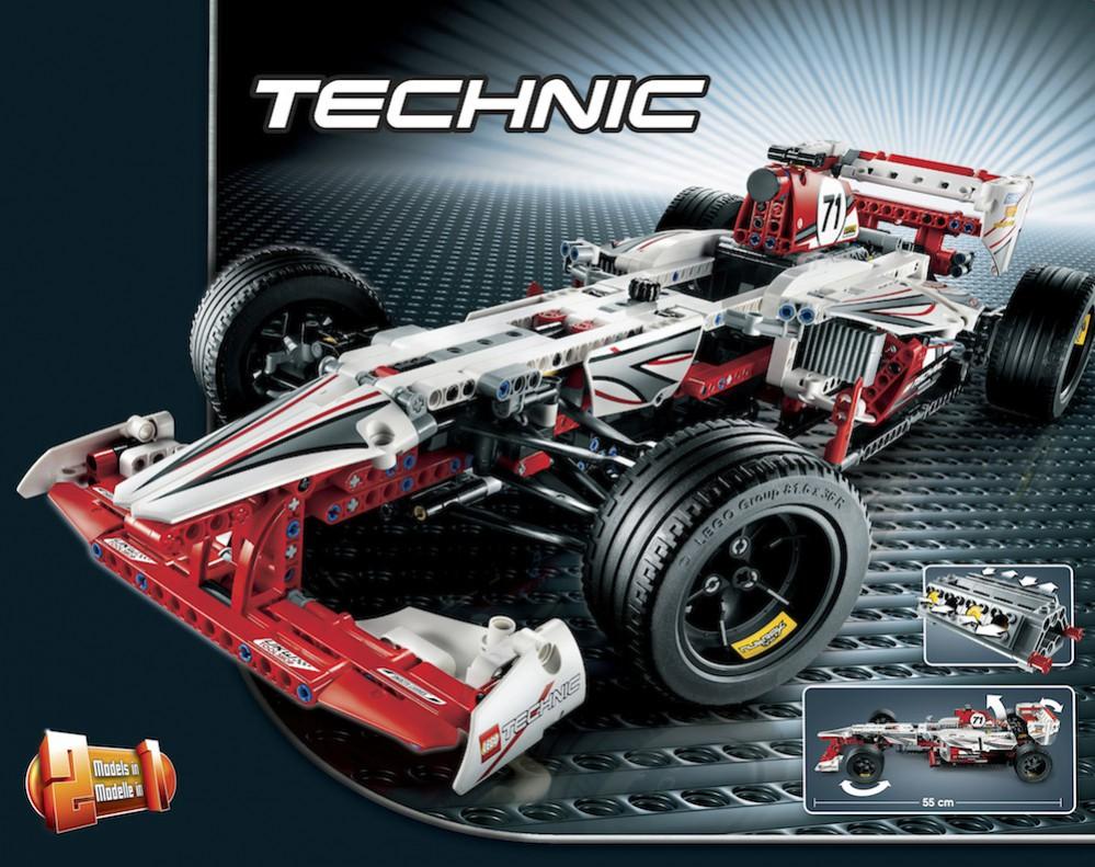 Lego technic 42000 grand prix racer leganerd for Catalogo grand prix