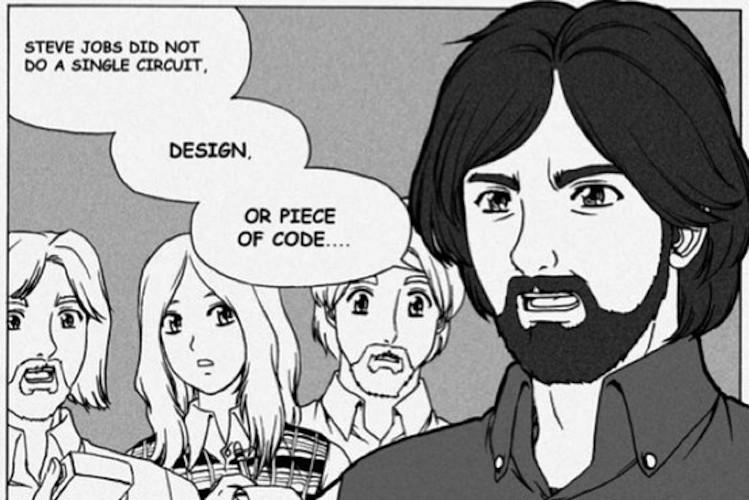 La storia di Apple a fumetti, creata dalla Harvard University