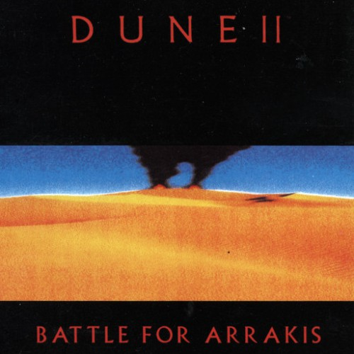 Dune II, battle for Arrakis