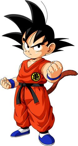Goku_niño