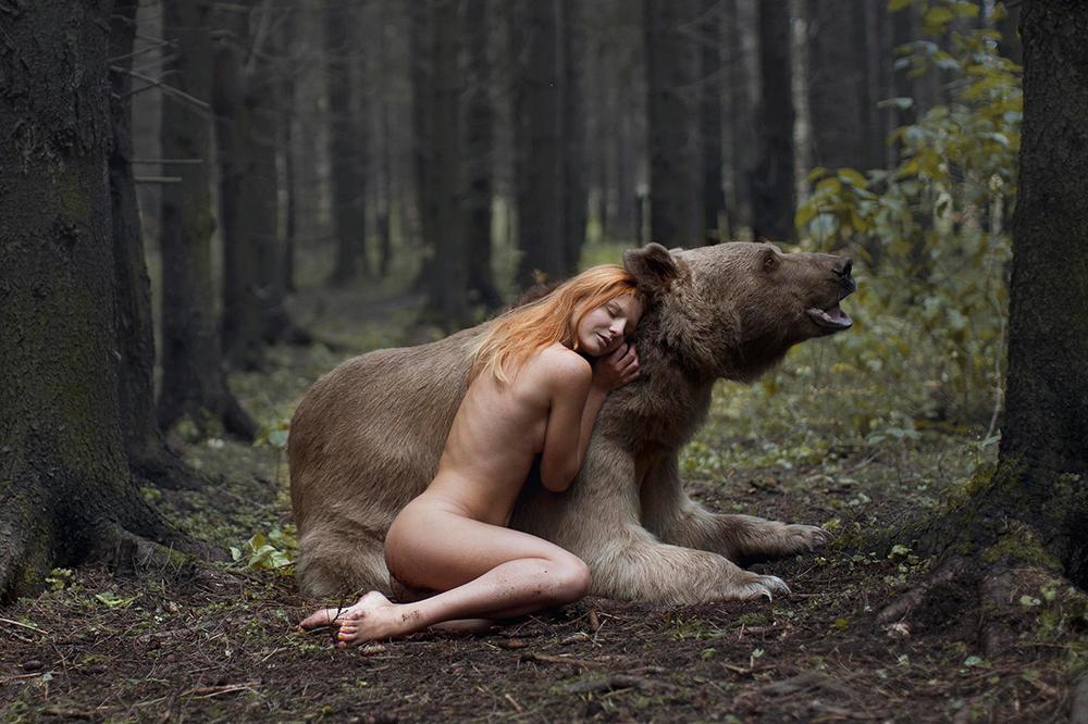 Le surreali foto di Katerina Plotnikova