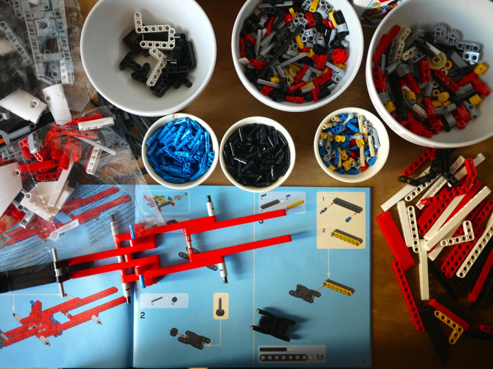 Lego 4200003