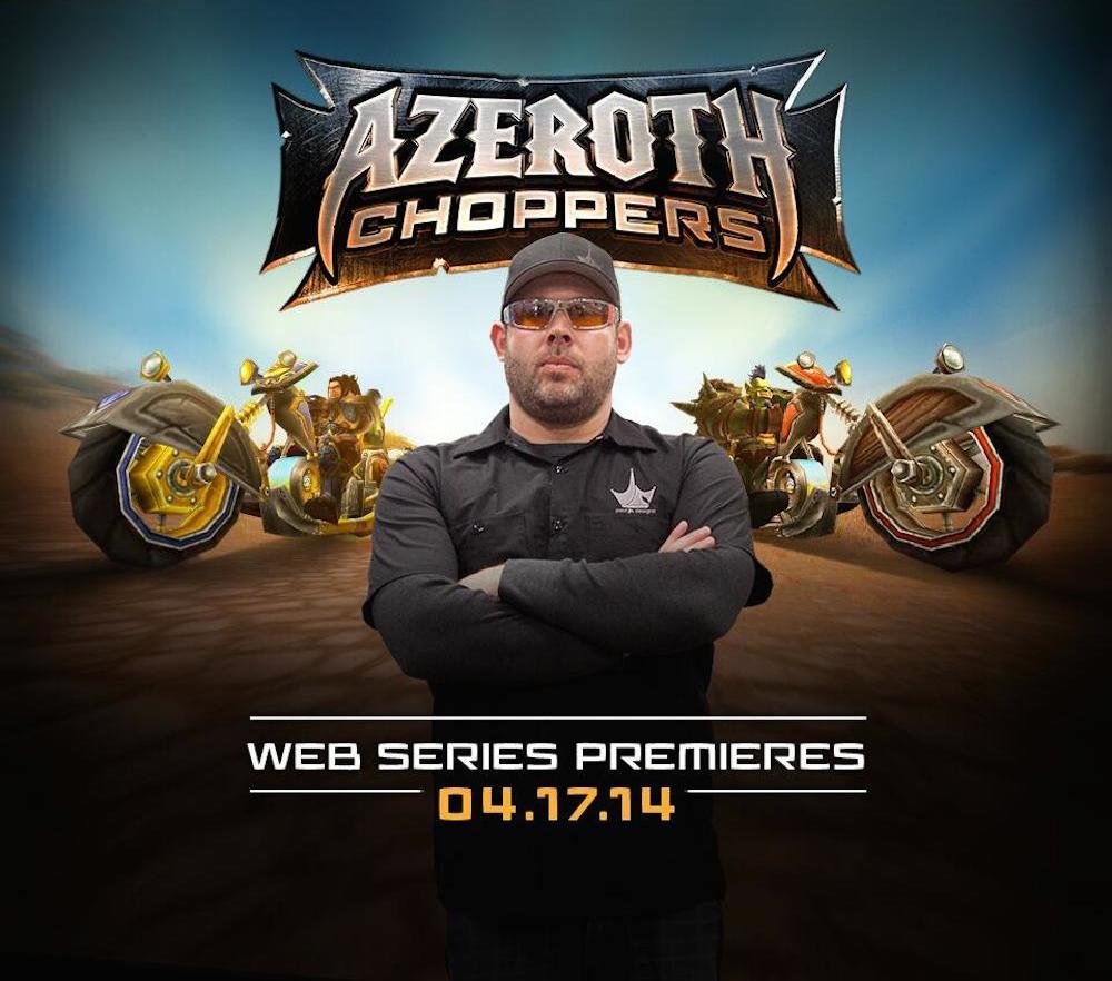 Azeroth Choppers