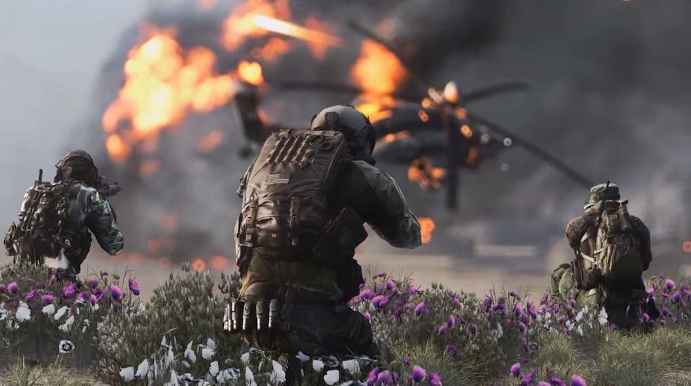 Through My Eyes, Battlefield 4 Trailer