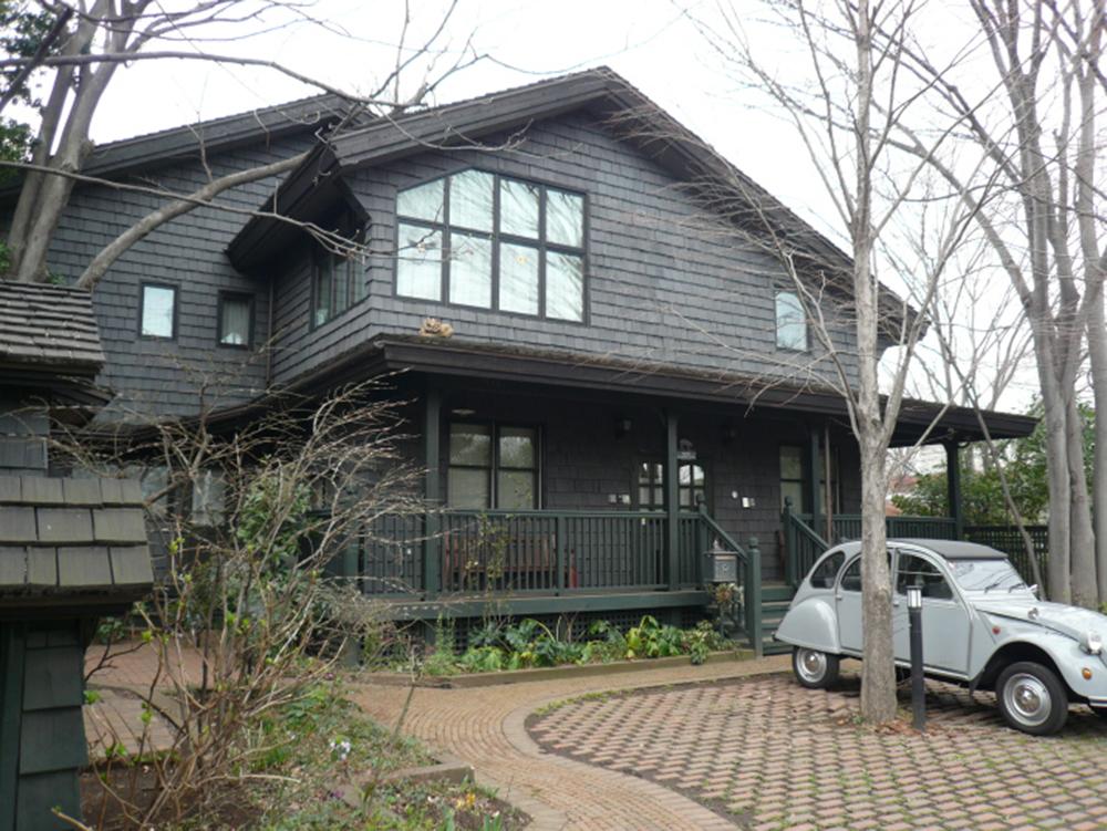 La casa di Hayao Miyazaki