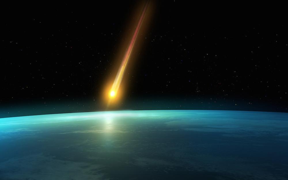 Piovono asteroidi (e mica pochi)