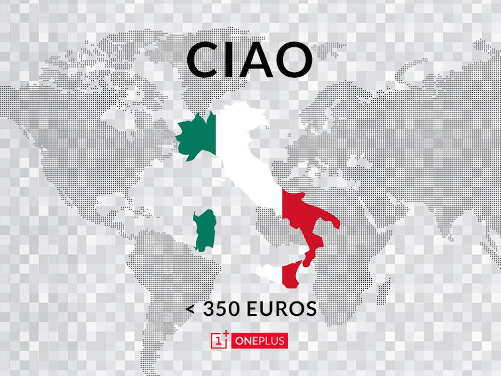 OnePlus One disponibile anche in Italia: ecco cosa sappiamo