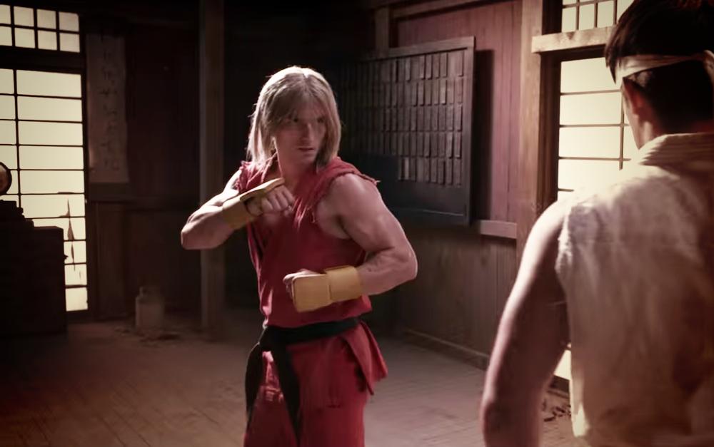 Street Fighter: Assassin's Fist – Ken Trailer