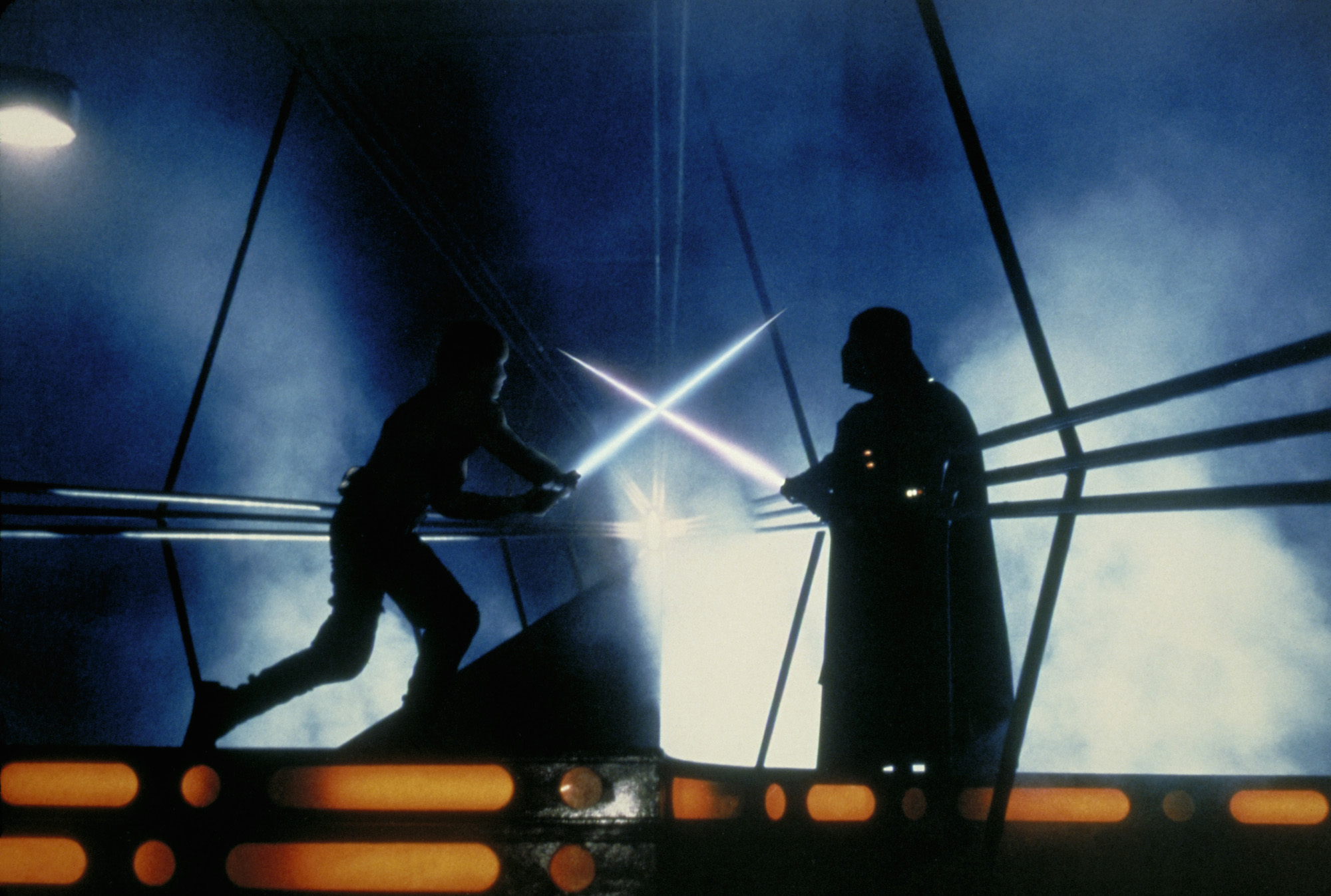 Come nasce una spada laser
