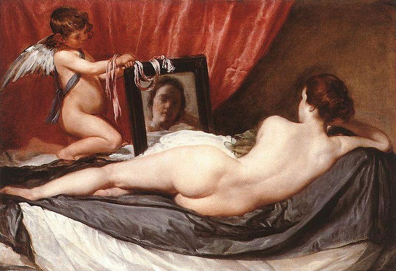 Le Veneri semidistese nell'arte