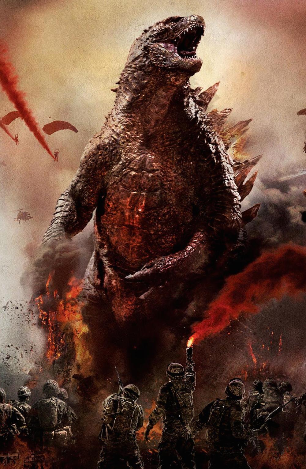 I titoli secretati di Godzilla