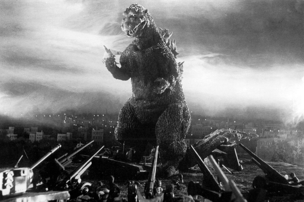 Godzilla-History