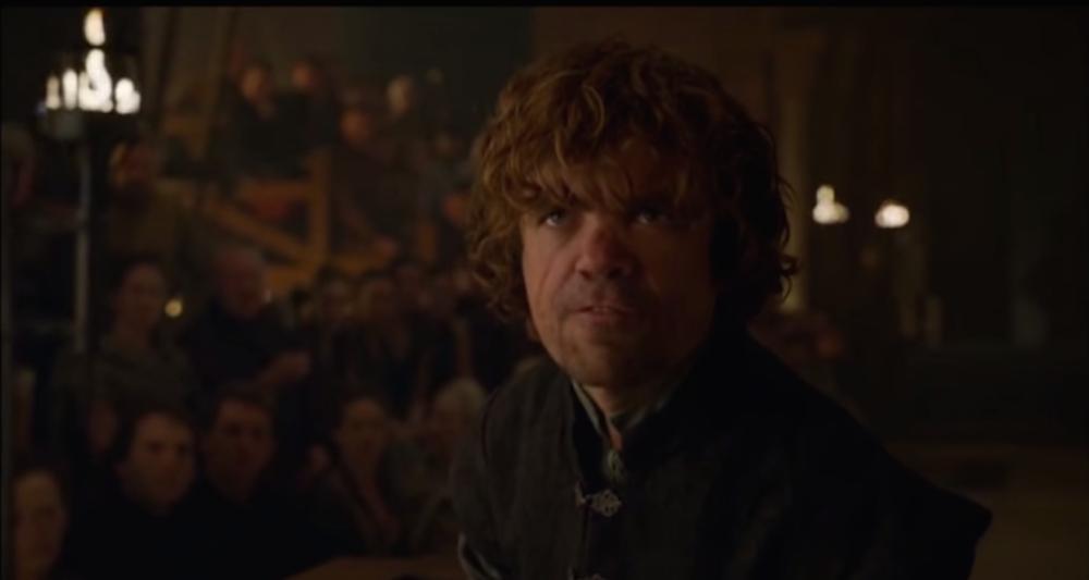 Game of Kombat - Tyrion's speech