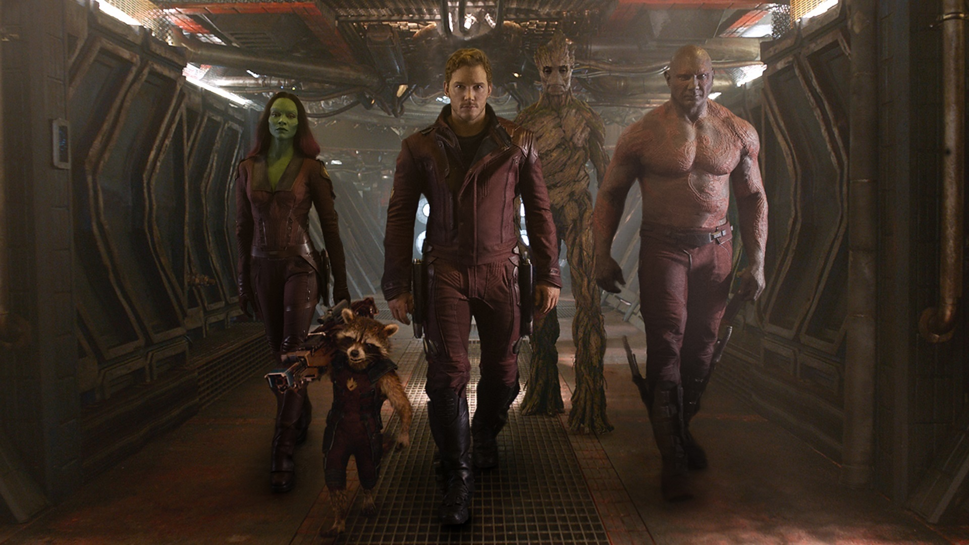 Nuovo trailer per Guardians of the Galaxy