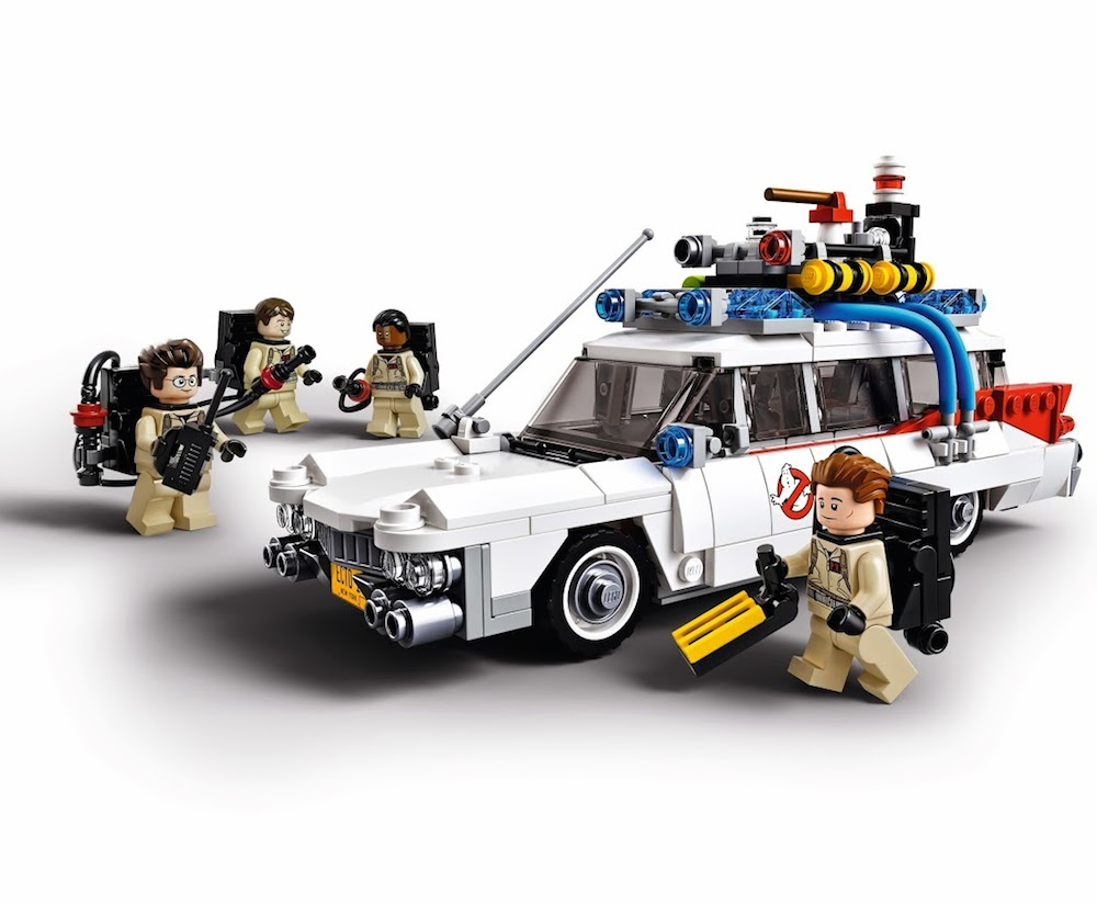 LEGO 21108 Ghostbusters - Video Review