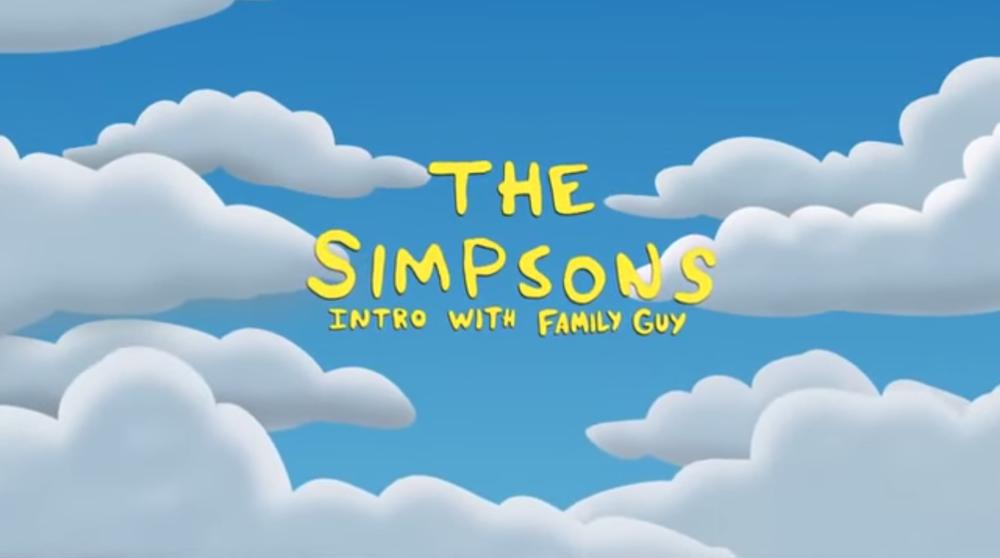 I Simpson e i Griffin insieme per The Simpson Guy