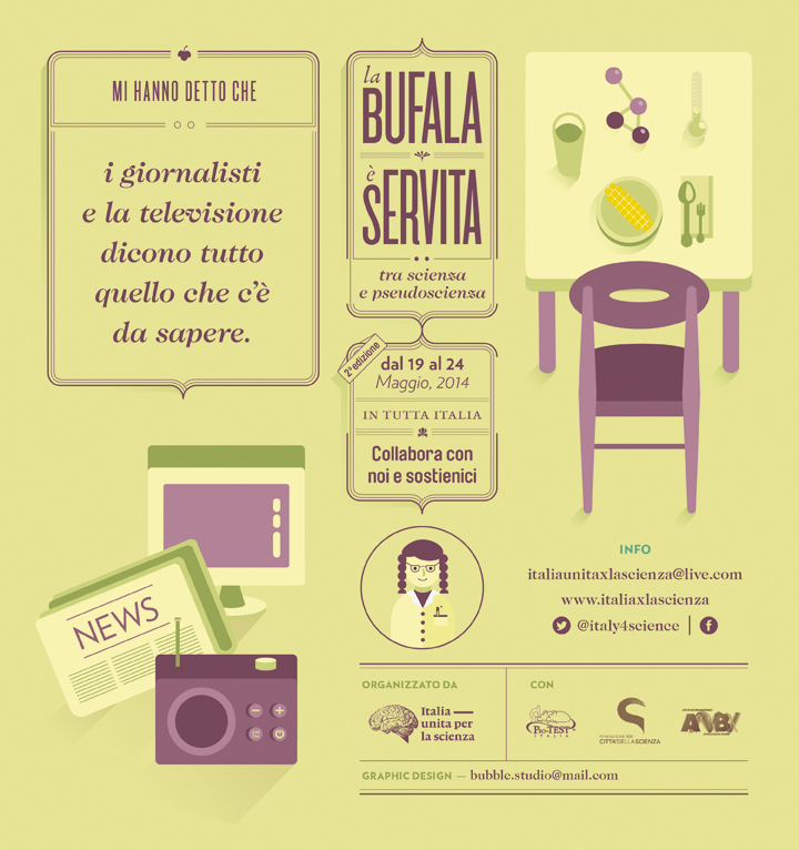 Italia Unita per la Scienza 2014