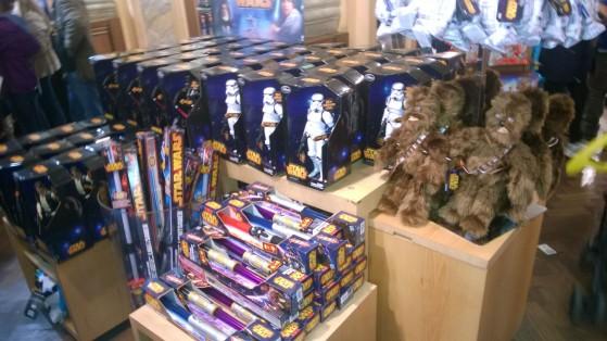 panoramica del merchandising