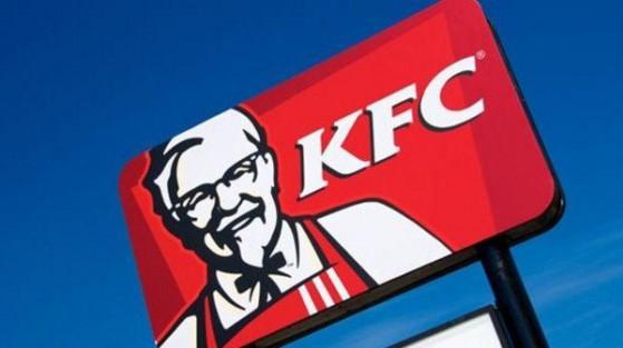 KFC-sign