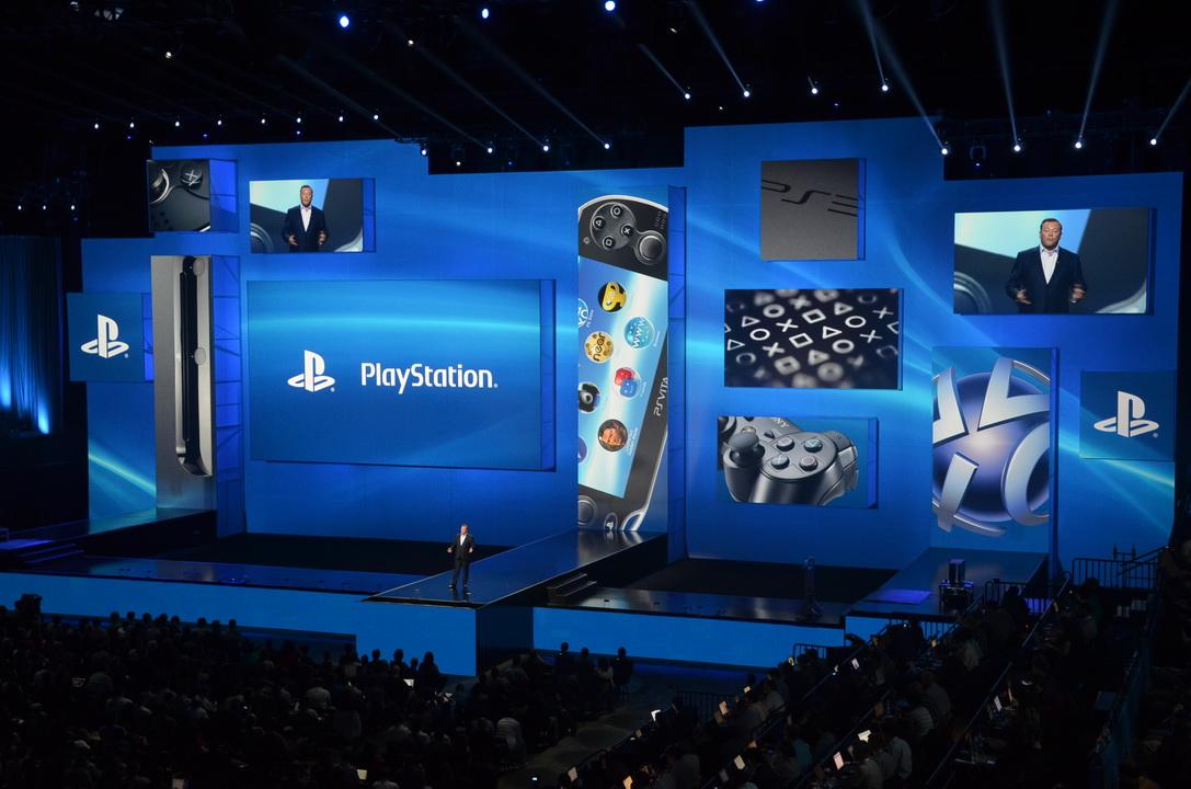 E3 2014 - La conferenza Sony