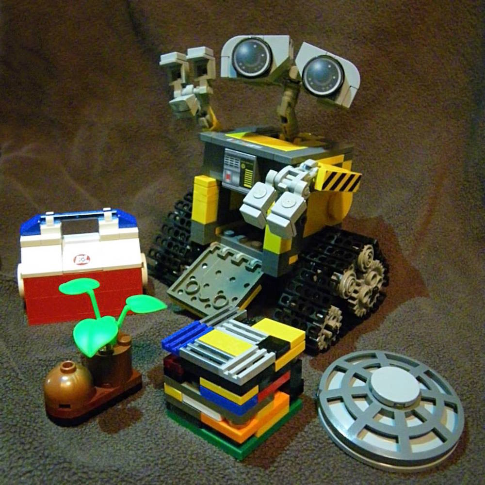 Wall-E su Lego Ideas
