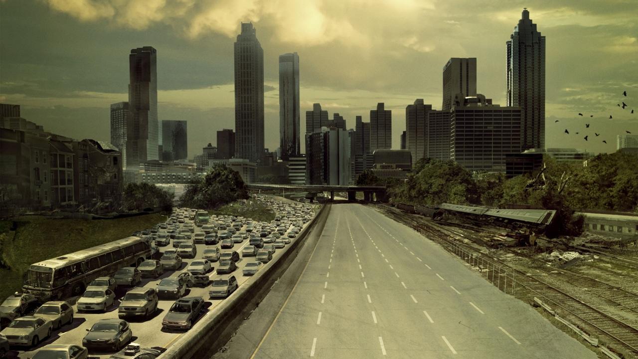 Guida ad una reale Apocalisse Zombie #LegaNerd