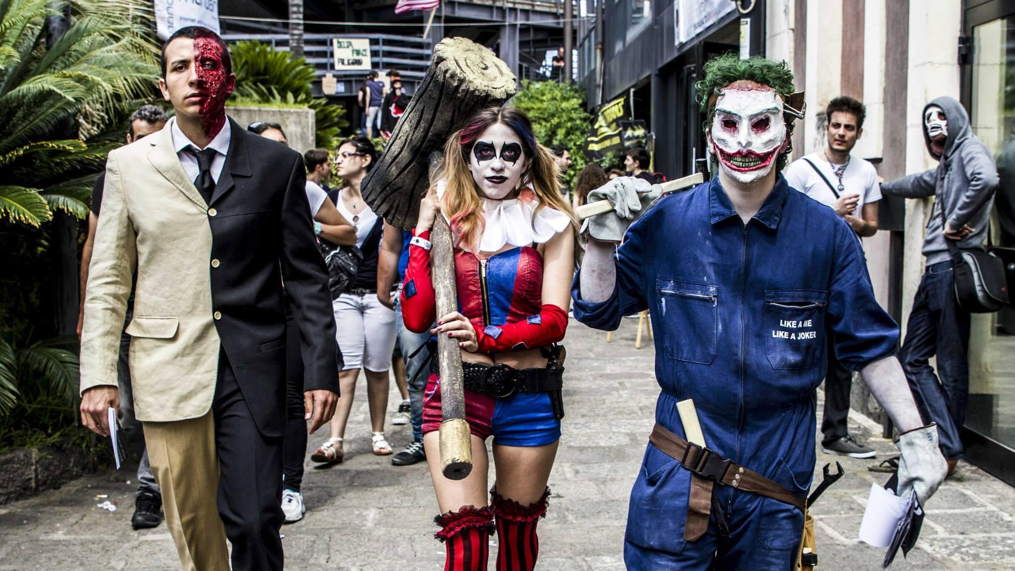 Like Me, Like a Joker - Teaser