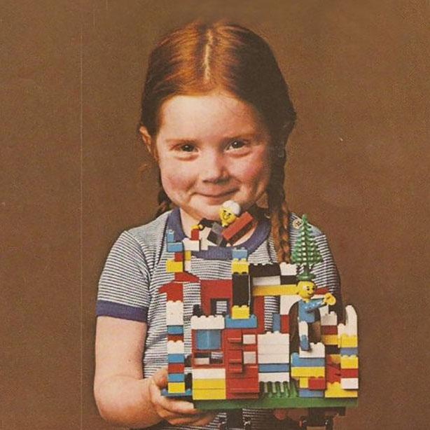 Il Lato Rosa dei Lego