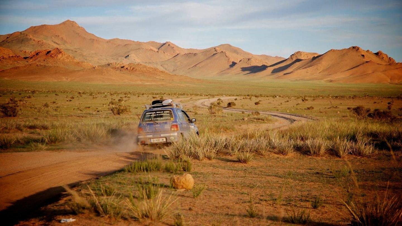 Mongol Rally 2014: da Aosta alla Mongolia (in Panda)