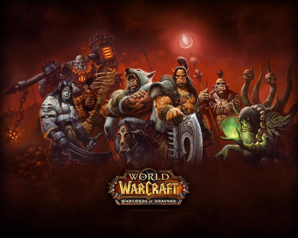 La nuova grafica di World of Warcraft